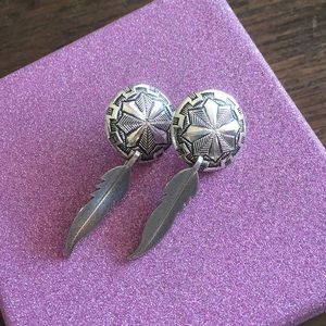 Jewelry - Vintage native inspired posts